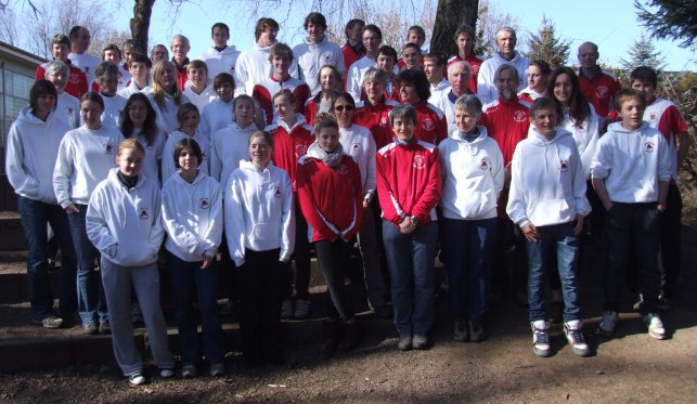 England team Interland 2011