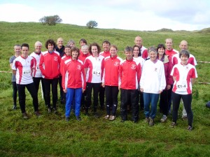 Most of the VHI team!